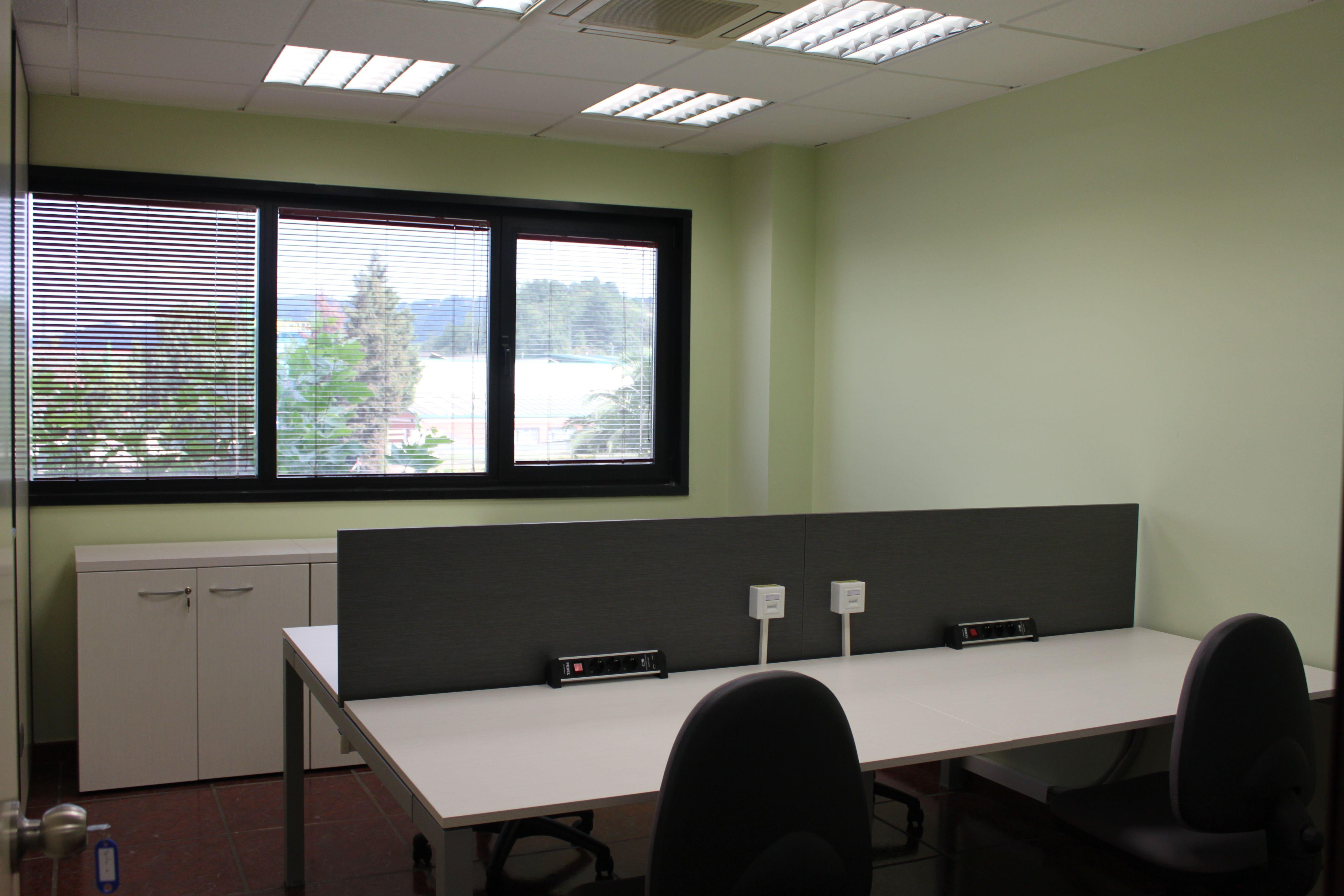 espacio de trabajo compartido de asuakoworking