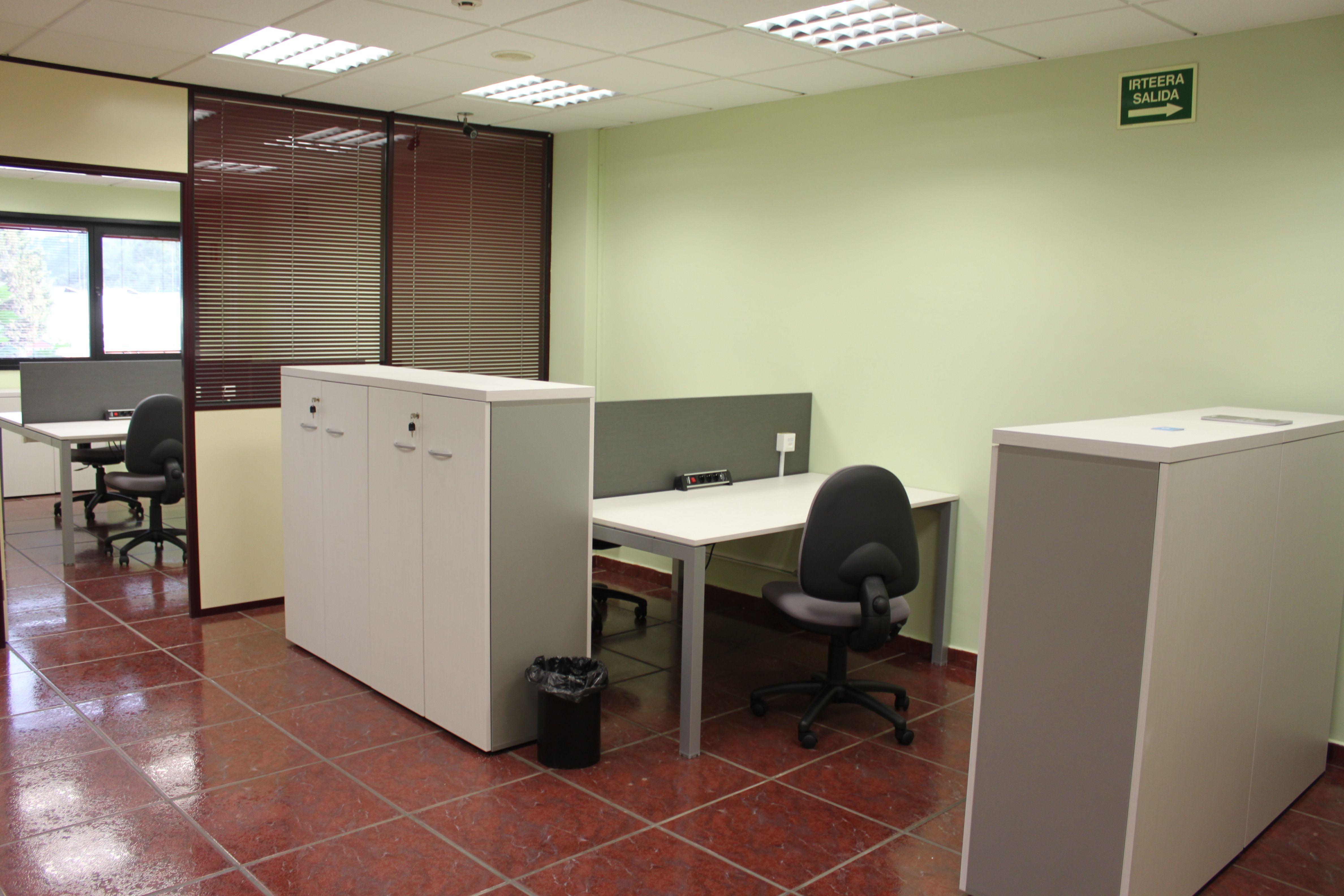 espacio de trabajo compartido